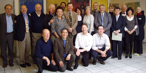 Working group on the Role of Doctor 2010